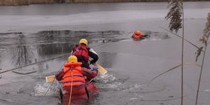 Ćwiczenia z zakresu ratownictwa lodowego
