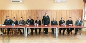 Zebranie sprawozdawcze podsumowujące działalność jednostki w 2013 roku