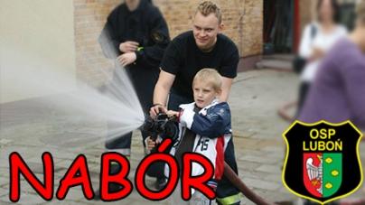 Nabór do Młodzieżowej Drużyny Pożarniczej.