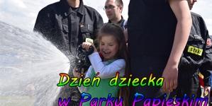 Dzień dziecka w Parku Papieskiem