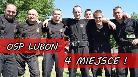 Zawody Sportowo–Pożarnicze 2015