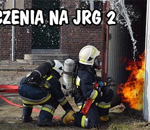 Ćwiczenia na JRG 2 [ZDJĘCIA]