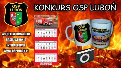 Konkurs OSP Luboń