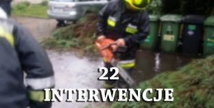 22 INTERWENCJE