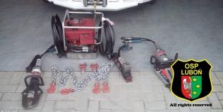 Przekazanie sprzętu hydraulicznego