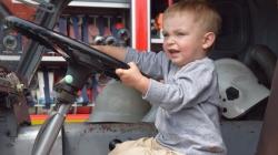 Dzień dziecka po strażacku [fotorelacja]