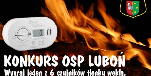 """Wyniki konkursu """" Czad cichy zabójca"""" 6 edycja"""