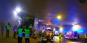 Dębiec – Wypadek masowy w tunelu na Czechosłowackiej