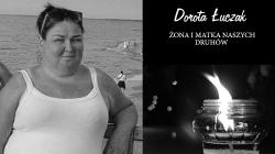 Zmarła Dorota Łuczak, żona oraz matka naszych druhów