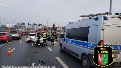 Wypadek na Armii Poznań