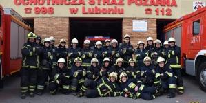 OSP Luboń – drugą najaktywniejszą jednostką w Polsce!