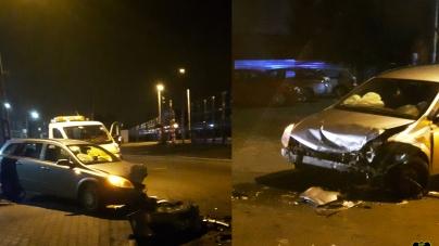 Dwa wtorkowe wypadki