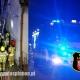 Pożar w przewodzie kominowym na 11 Listopada
