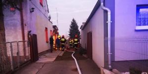Pożar w piwnicy na Sobieskiego – 1 os. poszkodowana