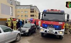 Pożar w mieszkaniu na Wschodniej – jedna osoba poszkodowana