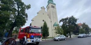 Interwencja w Parafii pw. Świętej Barbary
